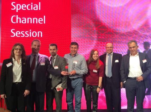 Καινοτόμο έργο του Δήμου Ηρακλείου βραβεύτηκε στο Μόναχο